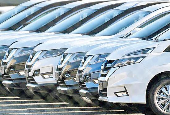 بهبود فروش خودرو در اروپا
