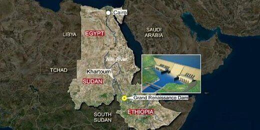 ترامپ: مصر احتمالا سد النهضه را منفجر کند!