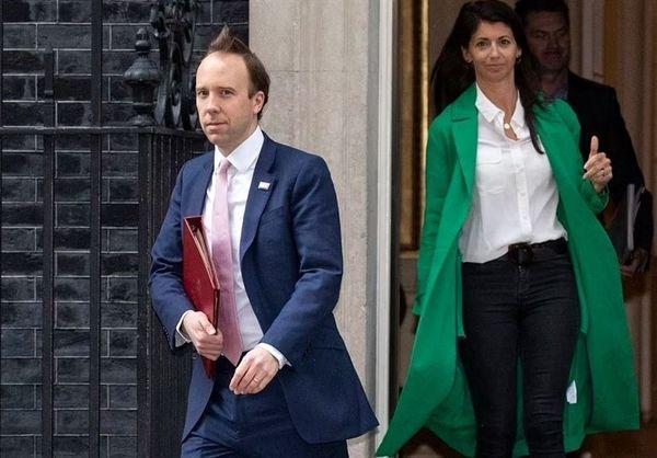 پشت پرده کناره گیری وزیر بهداشت انگلیس