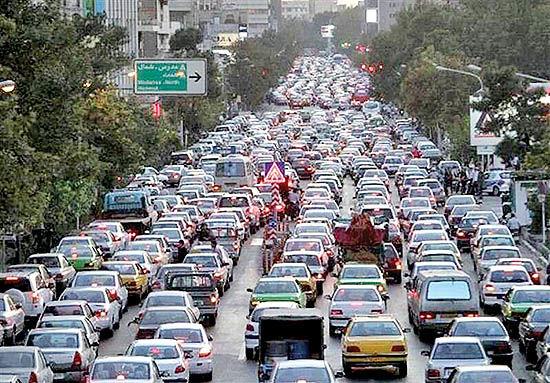 ساعت پخش کرونا در پایتخت