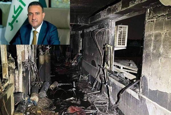 موافقت نخست وزیر عراق با استعفای وزیر بهداشت این کشور