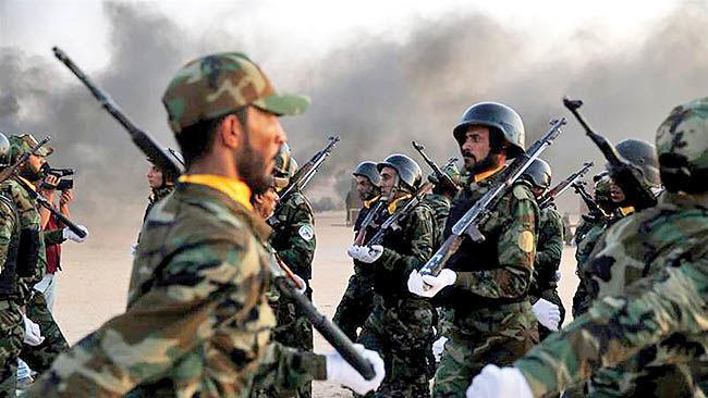 عراق در وضعیت امنیتی