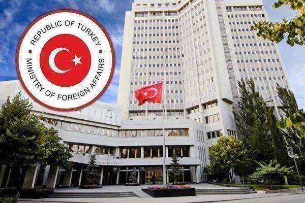واکنش ترکیه به اقدام کوزوو علیه فلسطین اشغالی