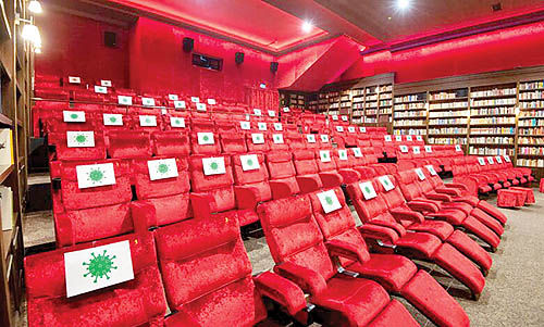 چرخه کند فروش در بازار سینمای جهان