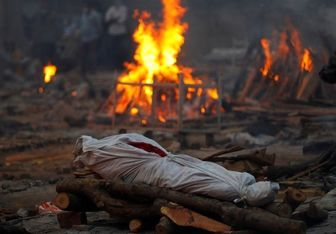هند به رکورد ۲۰ میلیون مبتلا به کرونا نزدیک شد