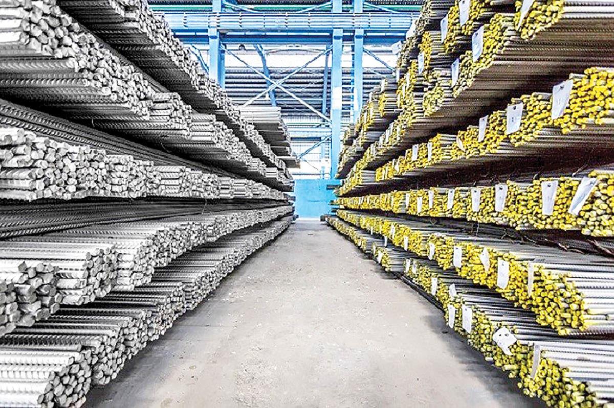 تداوم پشتیبانی فولادمبارکه از تولیدکنندگان صنایع پایین دستی