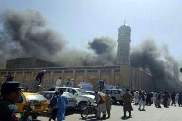 وقوع انفجار در قندوز افغانستان