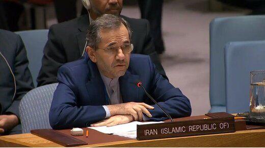 ایران خواستار خروج نیروهای آمریکایی از سوریه شد