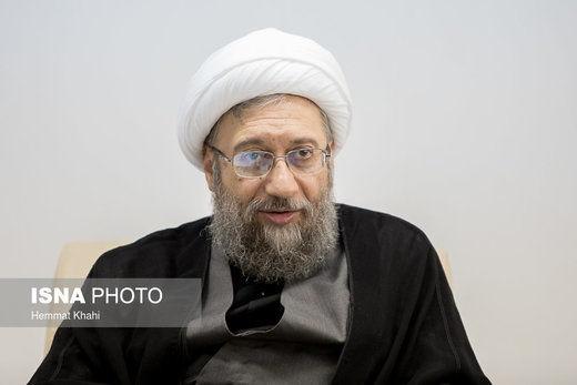 هشدار آملی لاریجانی به مکرون