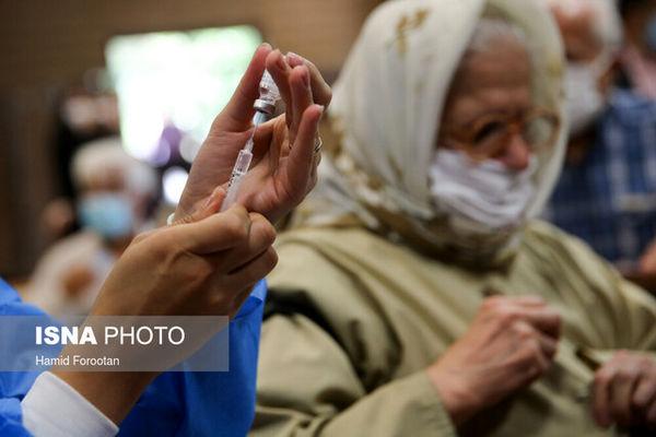 آمار  جهانپور از واکسیناسیون کرونا در ایران به تفکیک واکسن مورد استفاده