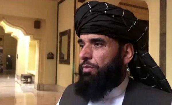 اظهارات سخنگوی طالبان درباره مذاکره با امرالله صالح