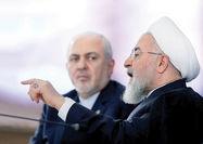 دفاع روحانی از دیپلماسی ظریف