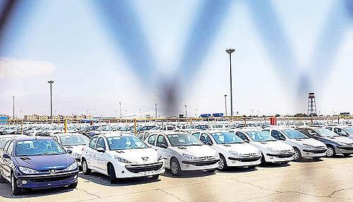 خودرو در 1400 آزاد میشود