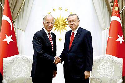 آب شدن یخهای روابط ترکیه و آمریکا