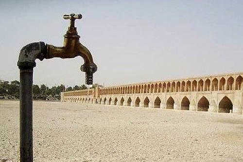 دلایل بحران آب در ایران
