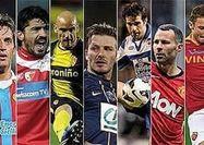تمدید قرارداد ستارههای مسن در فوتبال اروپا