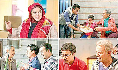 سریال جدید مهران غفوریان روی آنتن شبکه دو