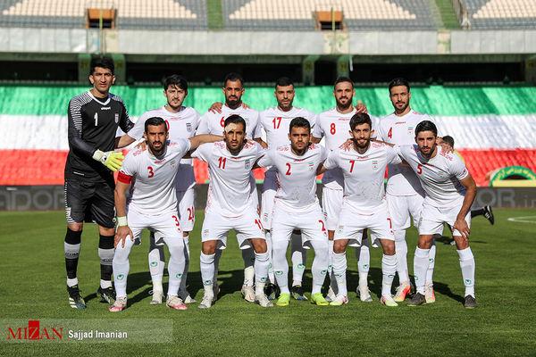 بازیکنان تیم ملی فوتبال ایران واکسینه میشوند