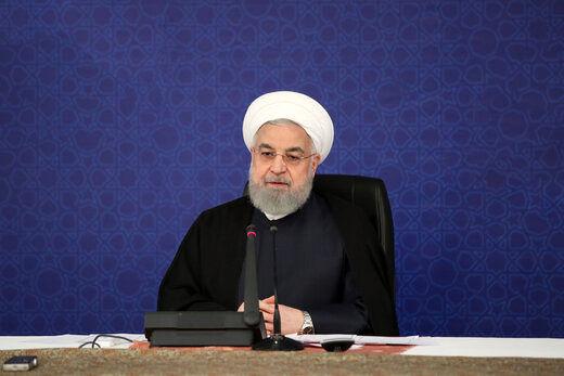 روحانی به آمریکاییها: به برجام ضربه بزنید، اقدام قاطع خواهیم کرد/ نشست دیروز سازمان ملل شکست جدید برای آمریکا بود