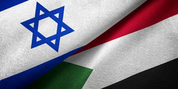 هیئت رسمی اسرائیل به سودان سفر کرد