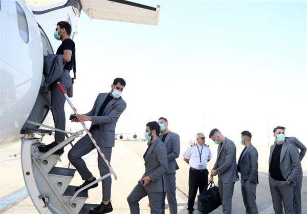 پرسپولیسی ها به قطر سفر کردند
