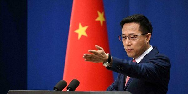 هشدار چین به تشدید اقدامات تحریکآمیز غرب در تایوان