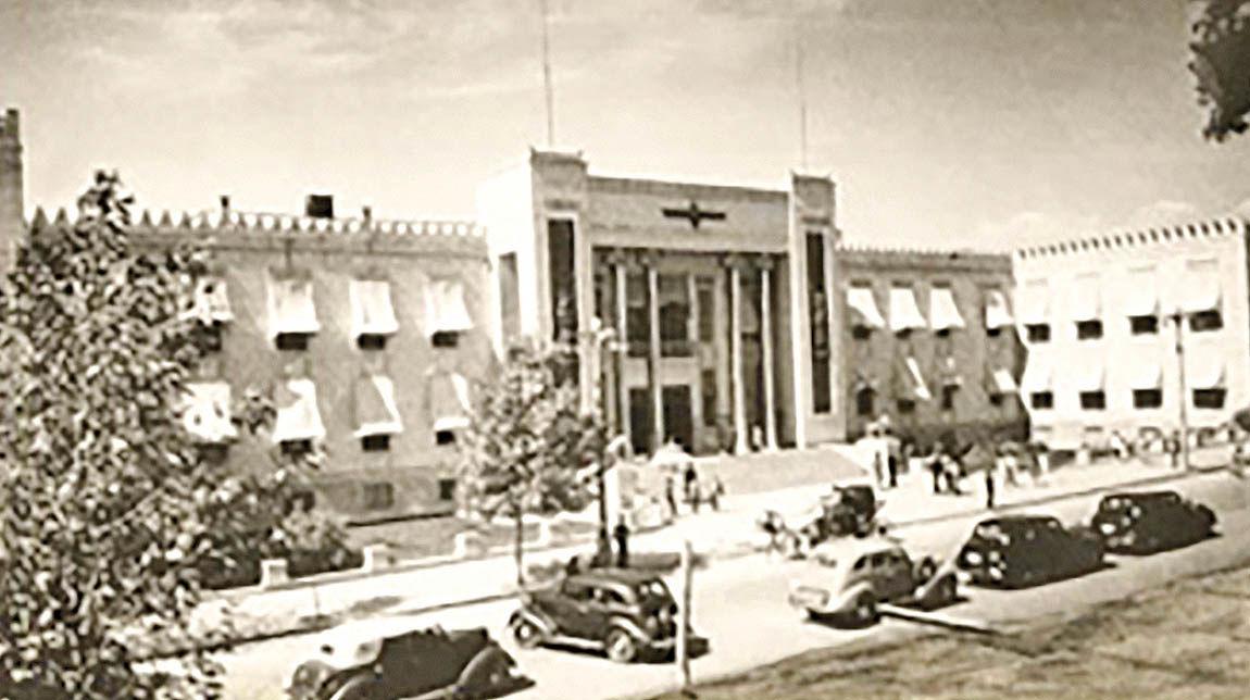 روزی که بانک ملی افتتاح شد