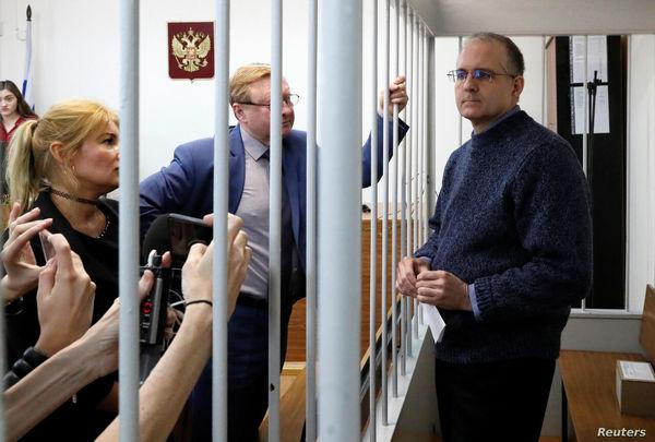 رد مذاکره با واشتگتن درباره مبادله جاسوس آمریکایی از سوی مسکو
