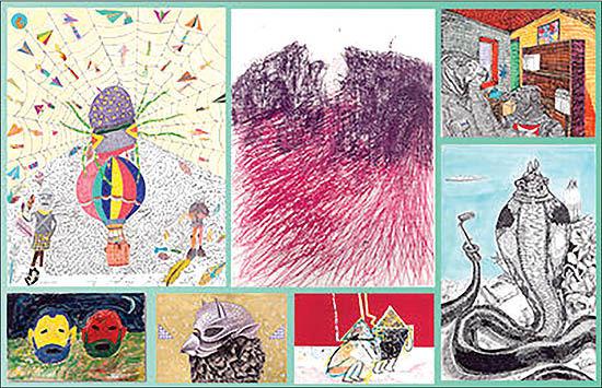محک هنرتجسمی ایران در 2021