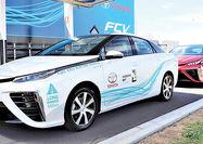 حمایت چین از خودروهای هیدروژنی