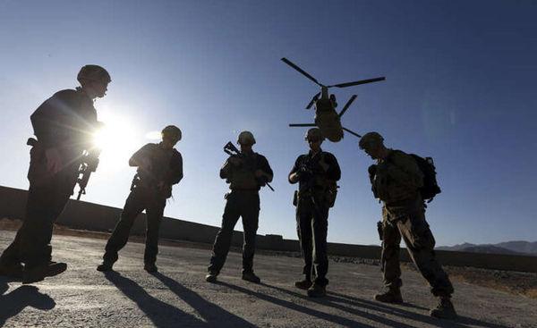 بازی جدید آمریکا برای تداوم حضور نظامی در عراق