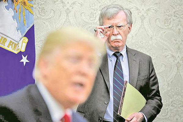 جانشین بولتون وآینده تنش ایران و آمریکا
