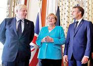 رمزخوانی موضع برجامی اروپا