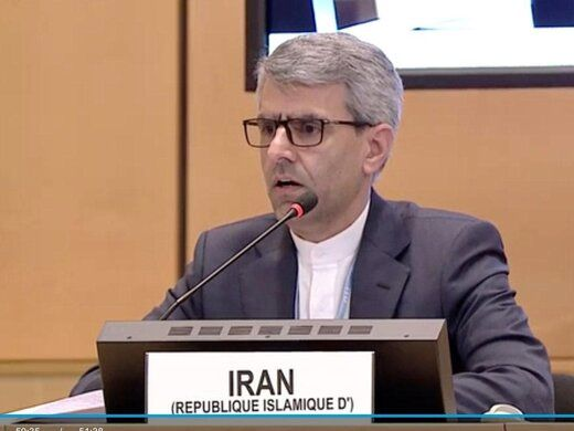واکنش نماینده ایران در ژنو به رفتار آمریکا در برابر برجام