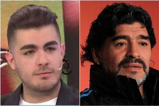 مارادونا نبش قبر می شود؟