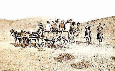 مساله  غارت در دوره قاجار