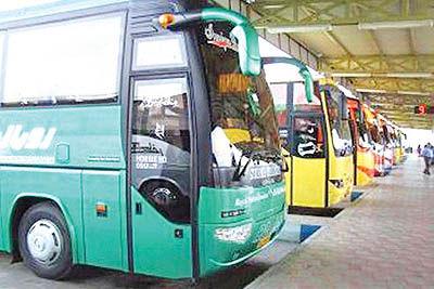 خبر خوش برای مسافران نوروزی اتوبوسها