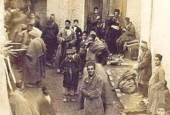 پاتوقهای تهران در عصر قاجار