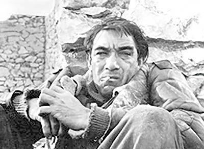 اکران فیلم «جاده» فلینی در سینماتک