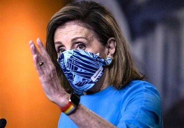 نانسی پلوسی خطاب به جمهوریخواهان: سیرک را متوقف کنید