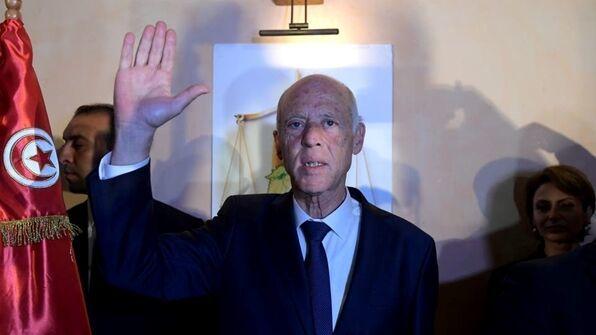 پاکت سمی رییس دفتر رییس جمهوری تونس را نابینا کرد
