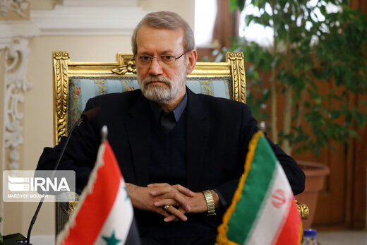 لاریجانی: ایام غم نخواهد ماند