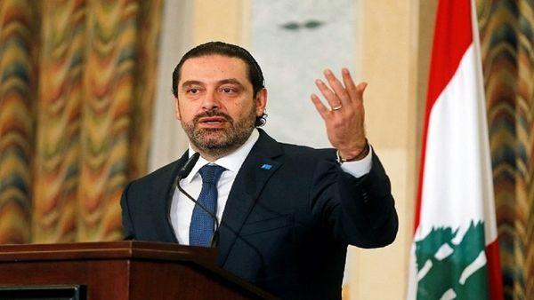 سعد الحریری: هرگز نخست وزیر نخواهم شد