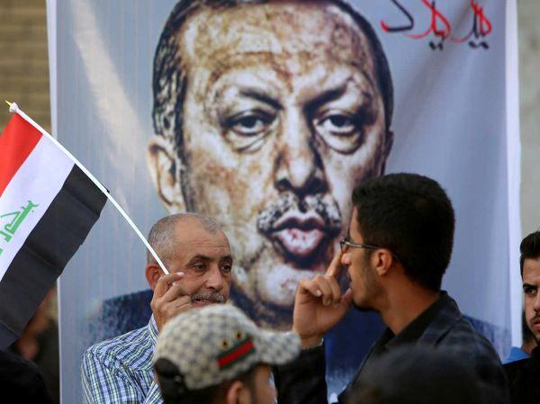تلاش اردوغان برای الحاق موصل، کرکوک و سلیمانیه به خاک ترکیه؟