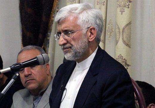 واکنش سعید جلیلی به حذف عکس سردار سلیمانی پس از شهادتش در صفحه اینستاگرام