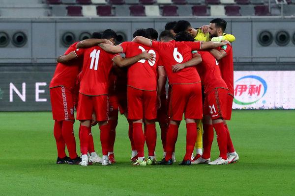 ترکیب تیم ملی ایران برای بازی با امارات مشخص شد