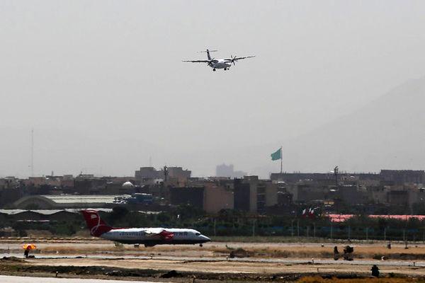 دلیل فرود اضطراری ATR تهران-دزفول در مهرآباد