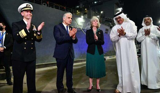 برنامه اسرائیل و بحرین برای مقابله با پهپادهای ایران