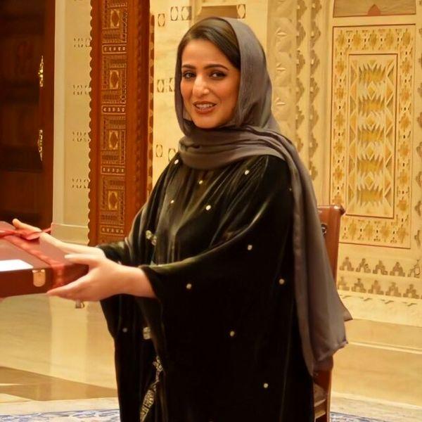 اولین حضور رسمی همسر سلطان عمان در رسانهها + عکس