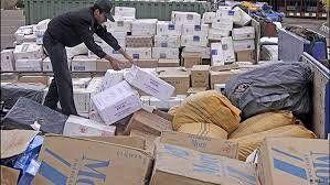 کشف محموله 8 میلیاردی کالای قاچاق در کرمانشاه